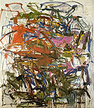 16 Untitled 1958 - Joan Mitchell