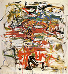 14 Untitled 1957 - Joan Mitchell