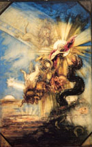 The Fall of Phaethon 1878 - Moreau Gustave