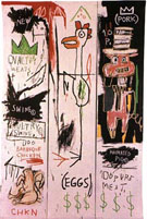 Meats for the Public - Jean-Michel-Basquiat