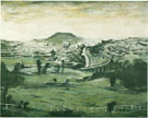 Bargoed 1965 - L-S-Lowry