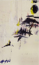 Cy Twombly Four Seasons Winter