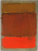 Mark Rothko Untitled 1968P