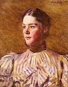 Cecilia Beaux Self Portrait 1894