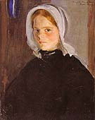 Cecilia Beaux Little Lamerche ca 1900