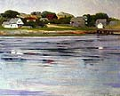 Cecilia Beaux half Tide Annisquam River 1905