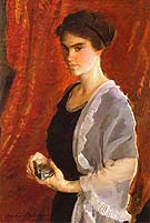 Cecilia Beaux The Silver Box 1911
