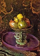 Cecilia Beaux Still Life with Fruit ca 1918