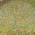 Apple Tree 1912 - Gustav Klimt