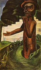Emily Carr Potlatch Welcome 1930