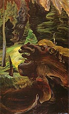Roots 1937 - Emily Carr