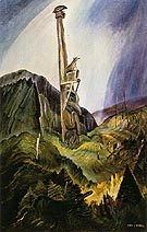 Forsaken 1937 - Emily Carr