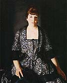 George Bellows Emma in the Black Print 1919