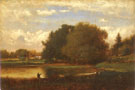 George Inness Landscape 1860