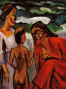 Tale of the Sea1920 - Max Pechstein