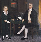 John Brewster James Prince and Son William Henry 1801