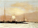 John Blunt Boston Harbor 1835