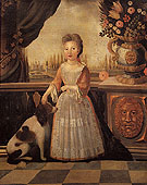 Justus Engelhardt Kuhn Eleanor Darnall 1710