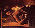 Balthus Sleeping Girl 1943