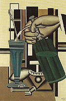 Fernand Leger The Syphon 1924