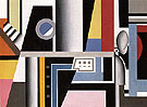 Fernand Leger Mechanical Element 1 1924