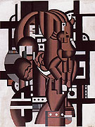 Fernand Leger Composition c1923