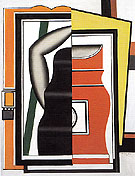 Fernand Leger The Mirror 1925