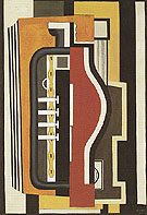 Fernand Leger The Accordion 1926