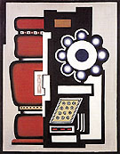 Fernand Leger Ball Bearings 1926