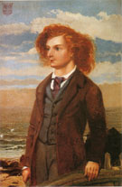 Algernon Charles Swinburne 1860 - William Bell Scott