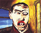 Francesco Clemente Name 1983