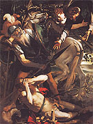 The Conversion of Saint Paul c1600 - Caravaggio