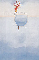 Georgia O'Keeffe FishHook From Hawaii 2 1939