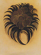 Georgia O'Keeffe Indian Beads 1934