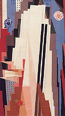 Georgia O'Keeffe Manhattan 1952