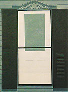 Georgia O'Keeffe Farmhouse Window and Door 1929