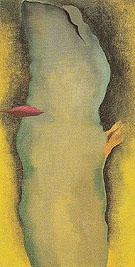 Portrait Of A Day Second Day 1924 - Georgia O'Keeffe