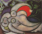 Pablo Picasso Reclining Nude B 1932