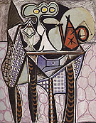 Pablo Picasso Still Life on a Table 1947