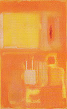 No 14 Golden Composition 1949 - Mark Rothko