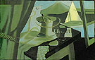 The Bay 1921 - Juan Gris