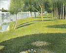 The Island of La Grande Jatte 1884 - Georges Seurat