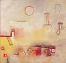 Reconstruction 1926 - Paul Klee