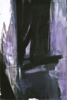 Torches Mauve 1960 - Franz Kline reproduction oil painting