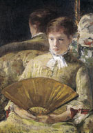 Portrait of a Lady 1877 - Mary Cassatt