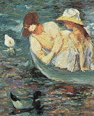 Mary Cassatt Summertime c1894