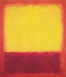 Mark Rothko Yellow over Purple 1956