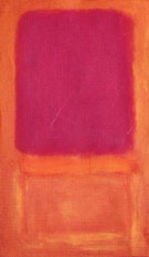 Mark Rothko Violet Center 1955