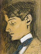 Angel Fernandez Del Soto 1903 - Pablo Picasso