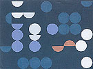 Sophie Taeuber Arp Composition of Circles and Semicircles 1935